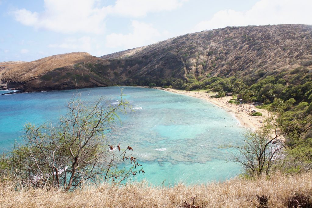 Hanauma Bay Oahu in 5 days Hawaii