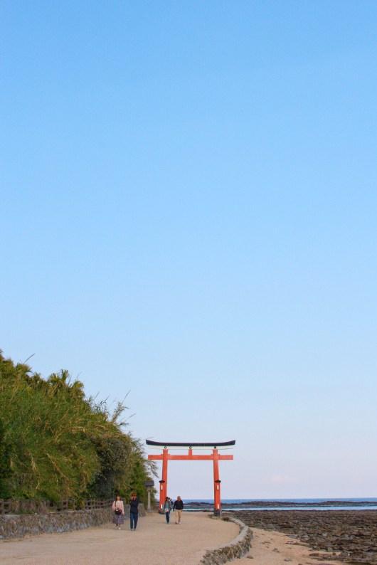 宮崎県・青島神社
