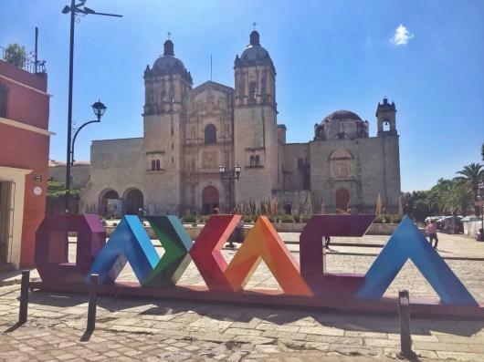 メキシコ・オアハカ
