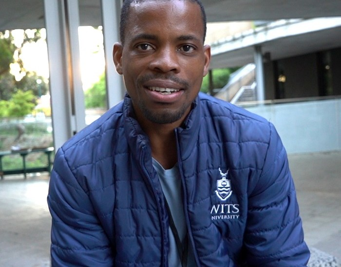 Inspiring the next generation of African scientists – Sikhumbuzo Masina's story