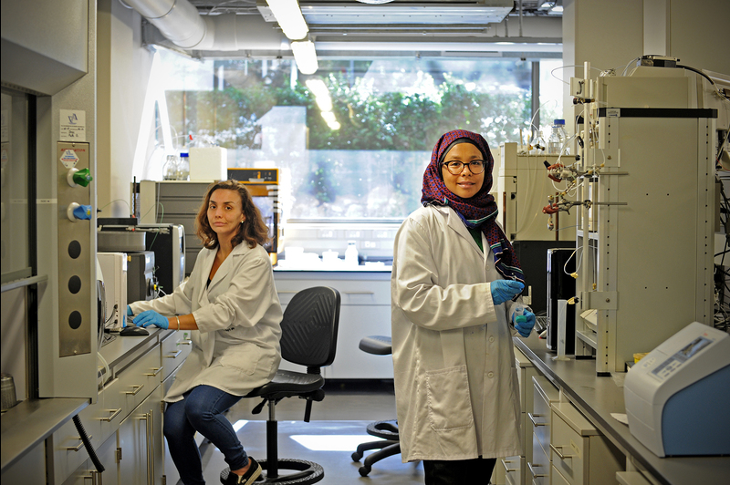 SA women take the lead in structural biology