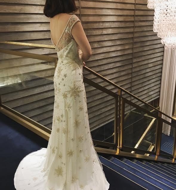 Jenny Packham(ジェニー・パッカム)のウェディングドレス紹介
