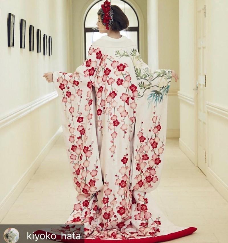 KIYOKO HATA(キヨコハタ)のウェディングドレス紹介