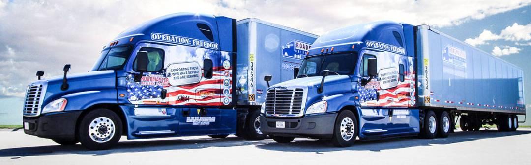 werner roadmaster unveil operation freedom trucks roadmaster drivers school. Black Bedroom Furniture Sets. Home Design Ideas