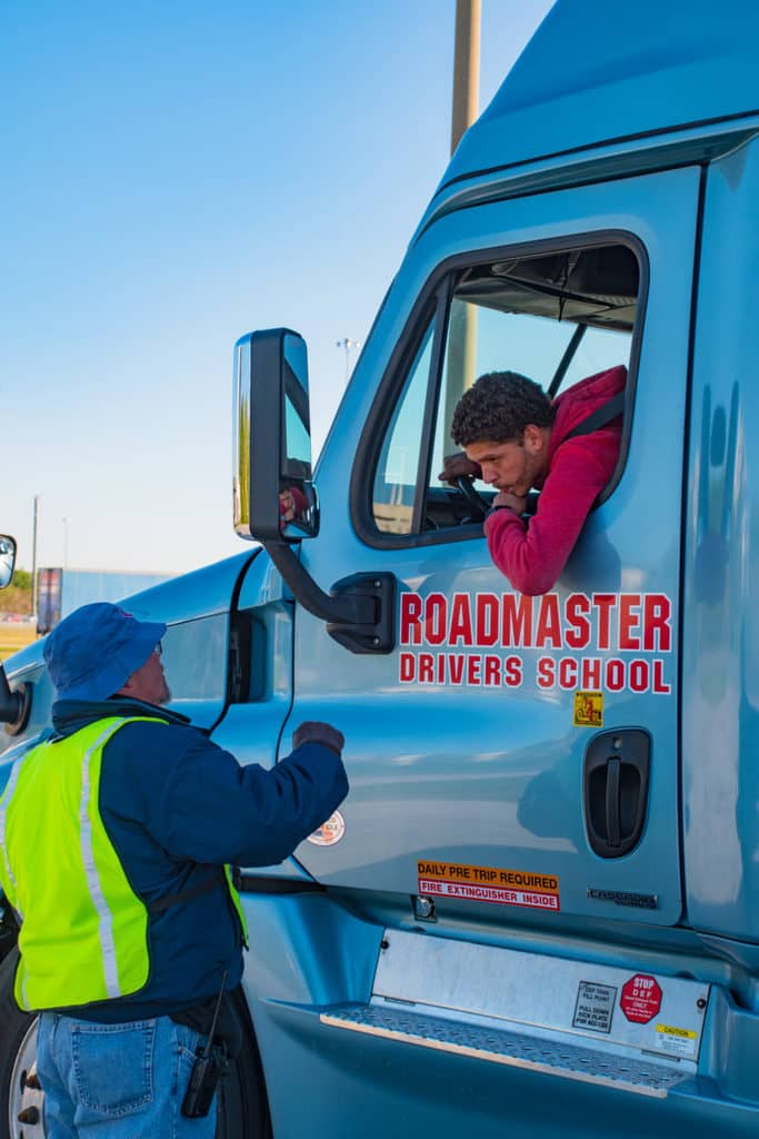 What Is Truck Driving School Really Like Roadmaster Drivers School