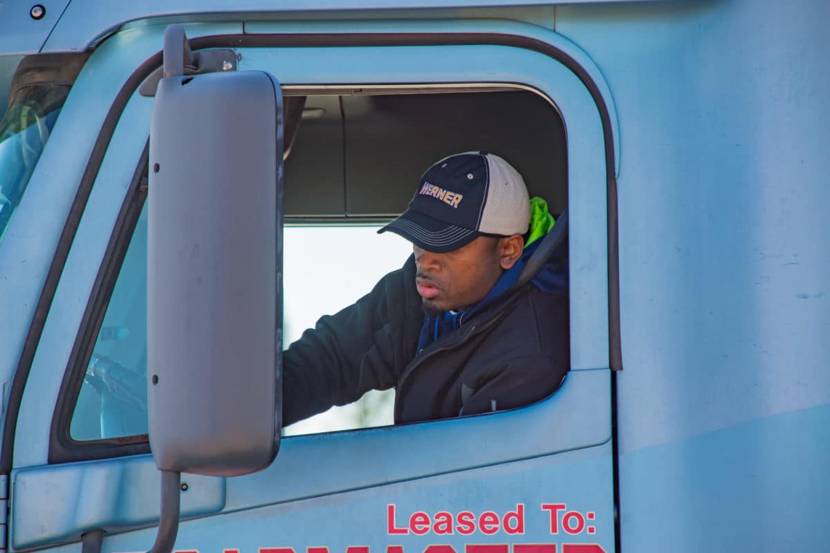 the truck driver guy instagram
