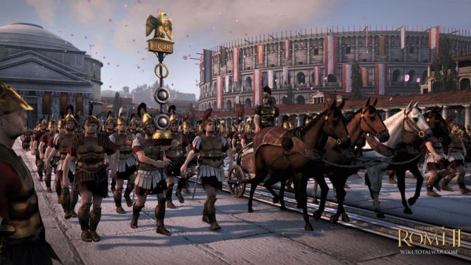 Review: Total War: Rome II (PC): Glory to the Empire