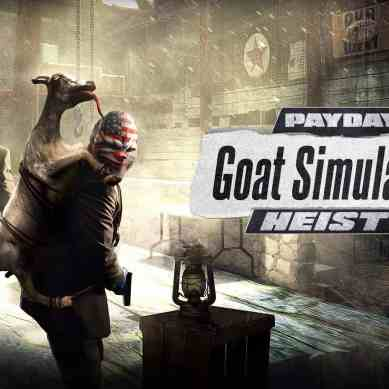 'PAYDAY 2' gets new 'Goat Simulator' DLC today