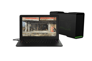 Razer Blade Stealth and The Core