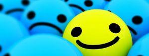 mantener una actitud positiva