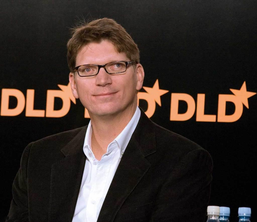 Niklas Zennström grundade Skype, Kazaa och Joost. Idag driver han investmentbolaget Atomico.