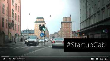 StartupCab – Grundarna av AppliedGroup Nordic
