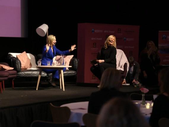 En dag för kvinnligt entreprenörskap