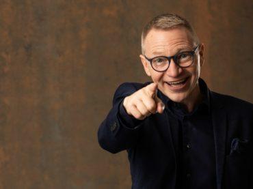 """""""Du är helt underbar!"""" säger föreläsaren Tomas Eriksson"""
