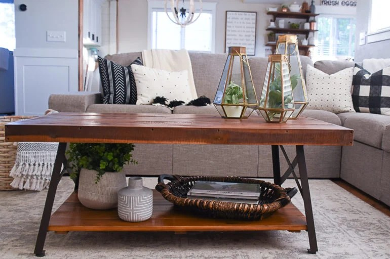favorite coffee tables for under 200