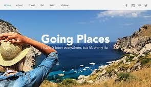 Start travel blog