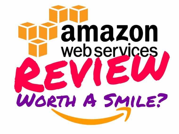 AWS Amazon hosting review