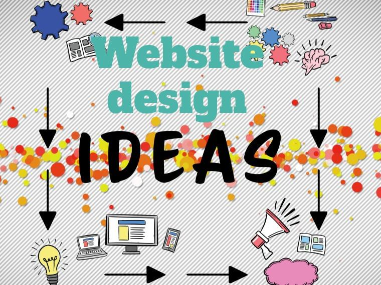 Website design ideas