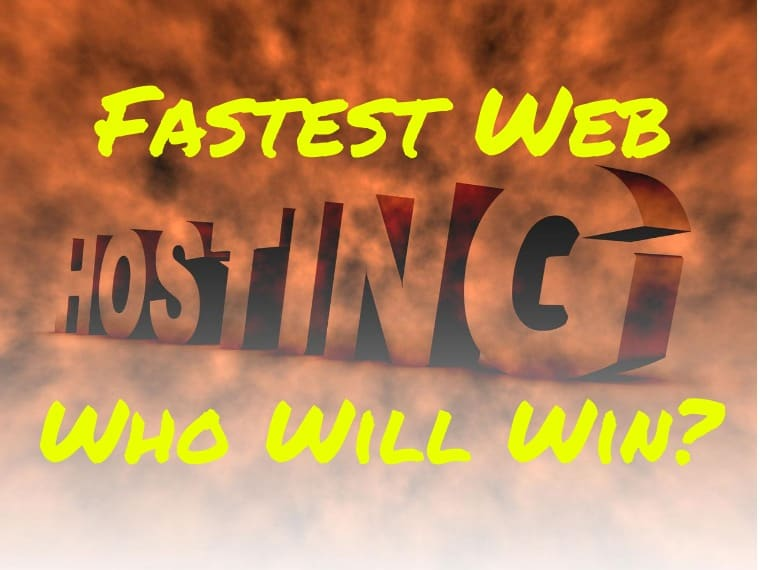 Fastest web hosting providers