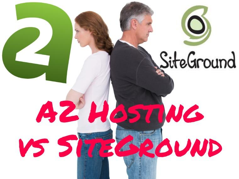A2 Hosting vs SiteGround