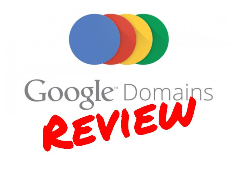 Google Domains review