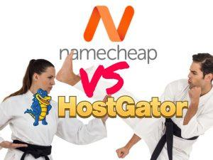 HostGator vs NameCheap