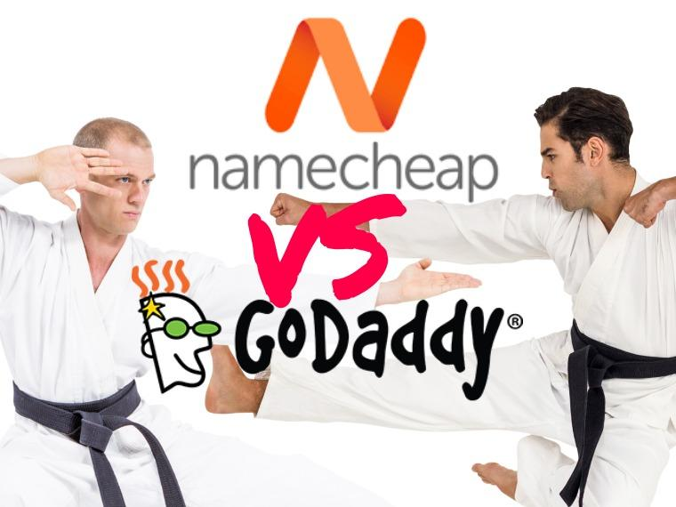 NameCheap vs GoDaddy