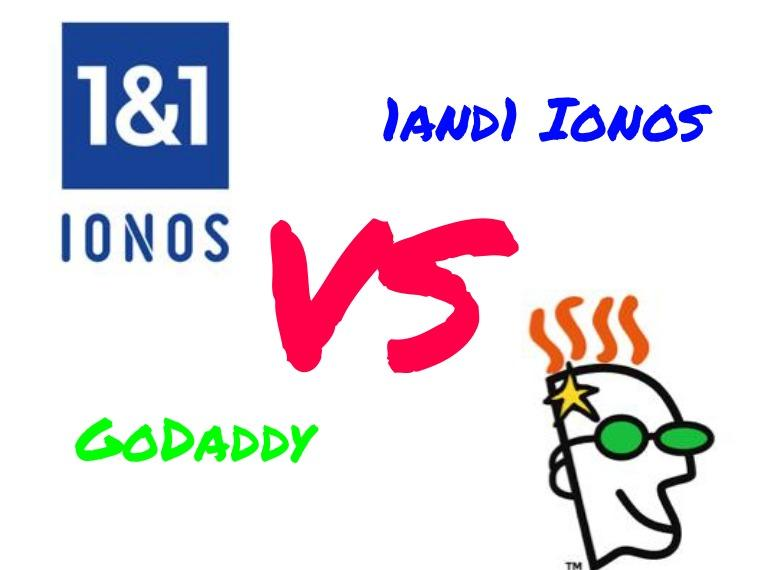 1and1 vs GoDaddy
