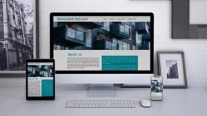 Photography website builder