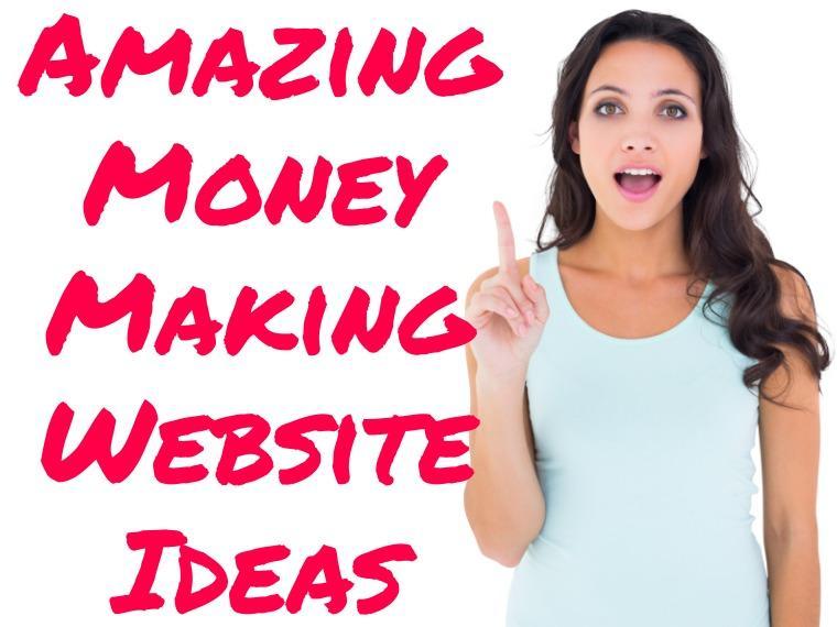 Best website ideas to make money