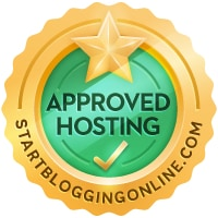 StartBloggingOnline.com approved hosting