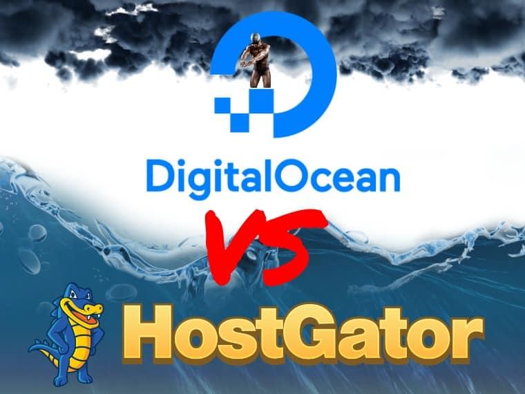 HostGator vs DigitalOcean