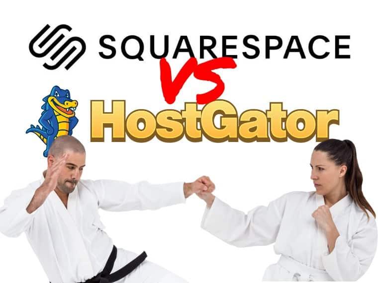 Squarespace vs HostGator
