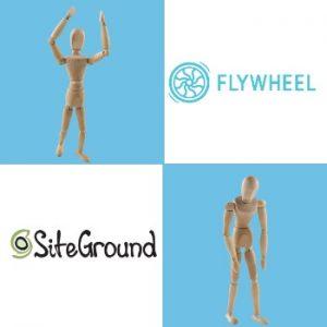 Flywheel vs SiteGround winner