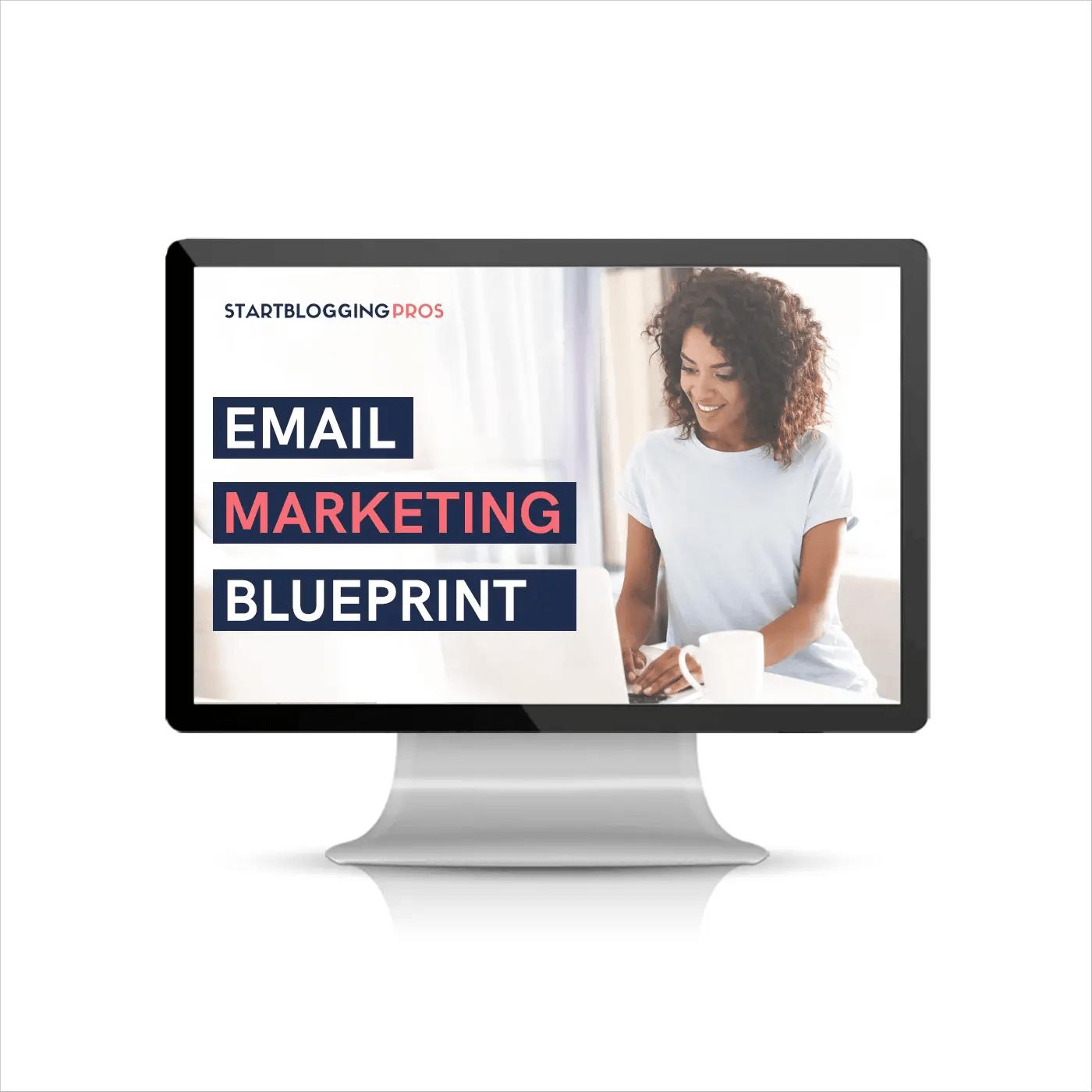 email marketing course list building course startbloggingpros.com