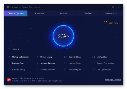 advanced systemcare 12.3 pro key 2019