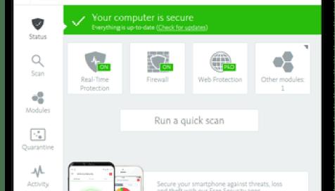 Avira Phantom VPN Pro 2019