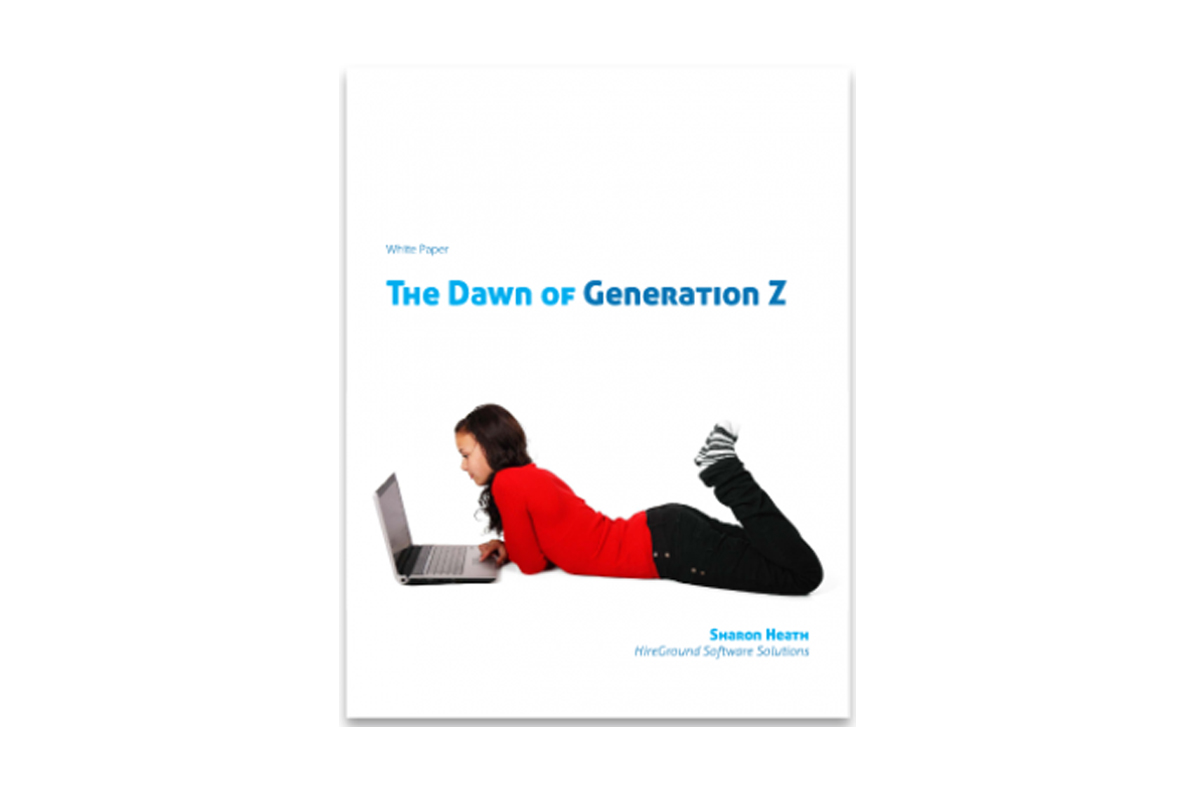 the dawn of generation z