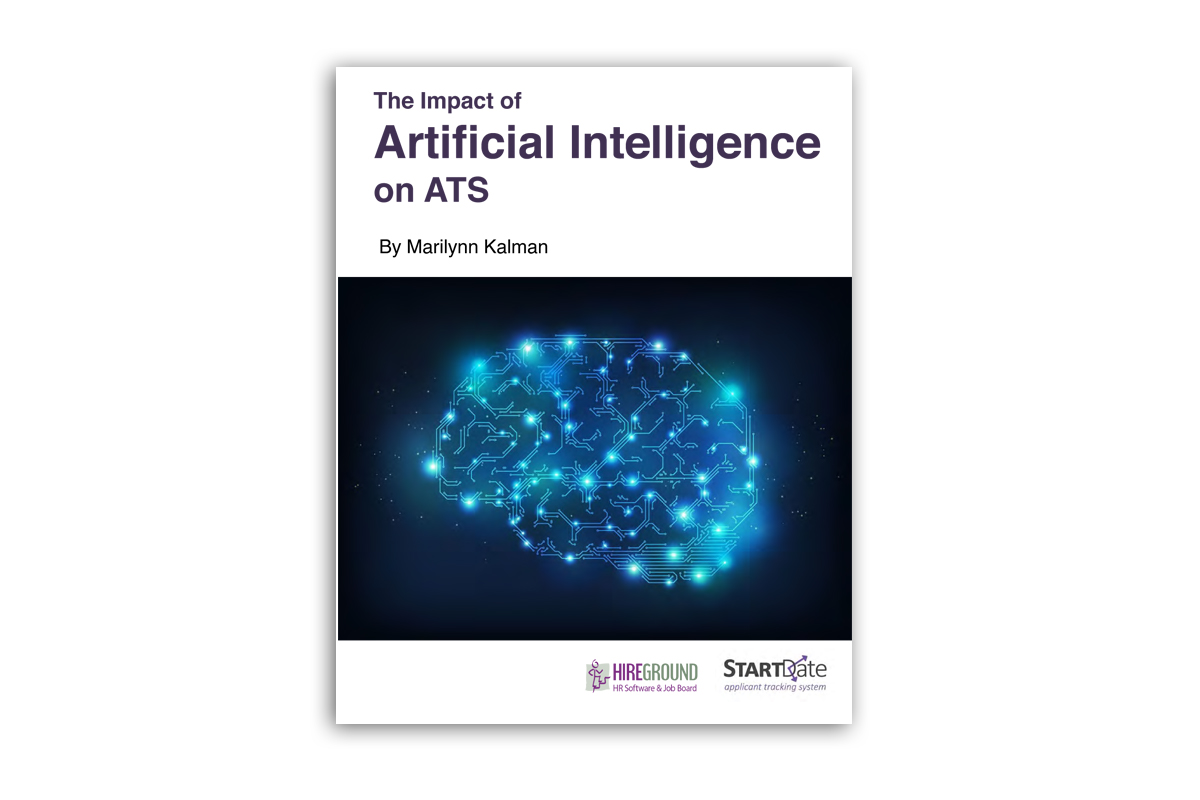 cover - the impact of artificial intelligence on ATS