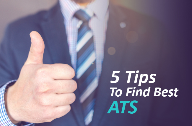 Finding ATS for small business