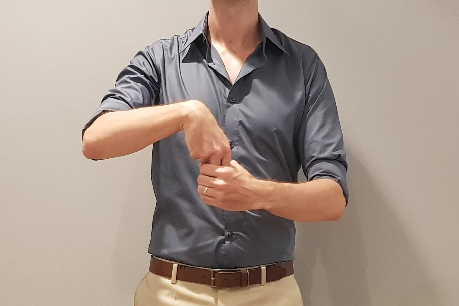 Teach Prepositions Handily With These Esl Gestures