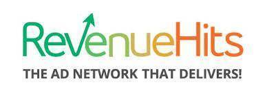 Best Ad network for bloggers - Revenuehits logo