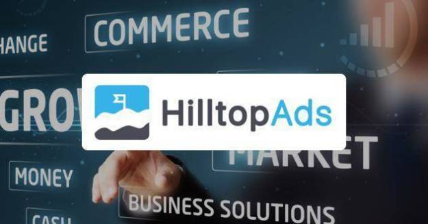 Best Ad network for bloggers - Hilltop Ads logo