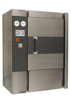 Горизонтальные паровые стерилизаторы свыше 200 литров (проходного и непроходного типа)