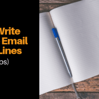 how to write attractive email subjects