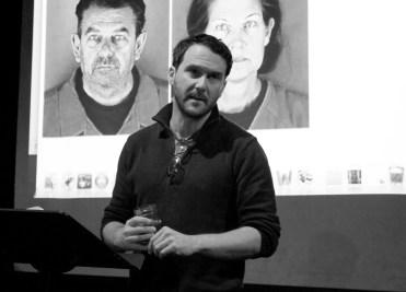 Jason MacIsaac at My First Time 2014. Photo by Yalitsa Riden.