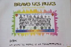 BEC rugby féminin starting girl