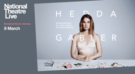 affiche-hedda-gabler-ruth-wilson-national-theatre-londres