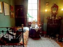 Sherlock Holmes Museum - Sherlocks Bedroom 4
