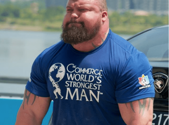 2018 Worlds Strongest Man Events